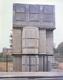 House, Rachel Whiteread (1993)